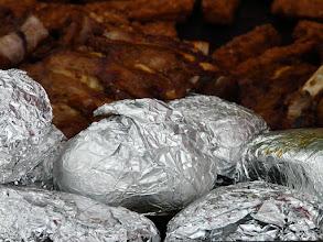 Zdjęcie: Ziemniaki pieczone w folii