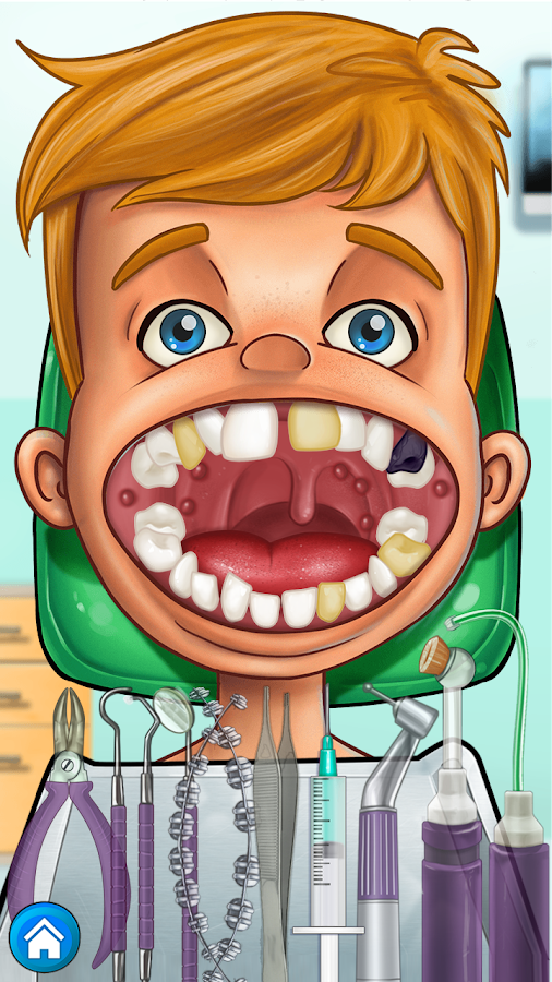 Dentist Games For Kids Android Apps On Google Play