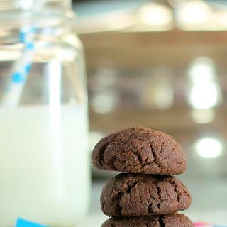 Chocolate Brownie Cookies.