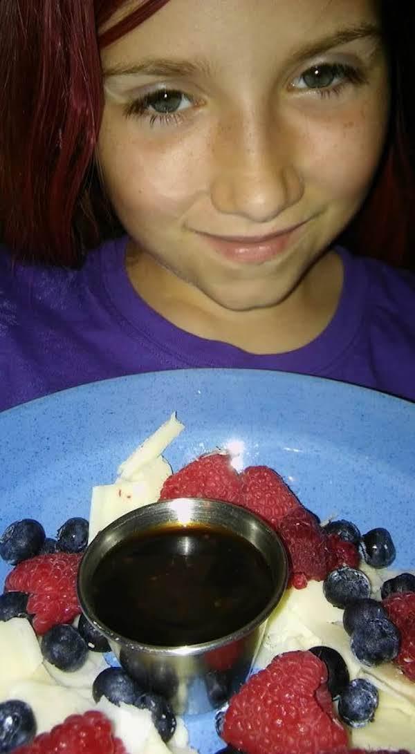 Red White Blue Salad, Evie's Recipe