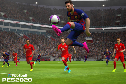 Foto do eFootball PES 2020