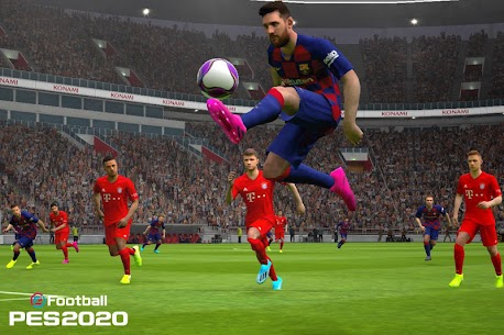 EFOOTBALL PES MOD APK DOWNLOAD FREE HACKED VERSION 2020 2
