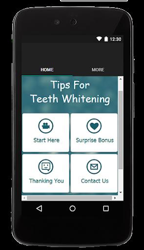 Tips For Teeth Whitening