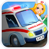 Ambulance Doctor Surgery Games