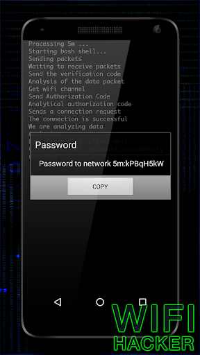 wifi password hacker prank 4.2.46 screenshots 3