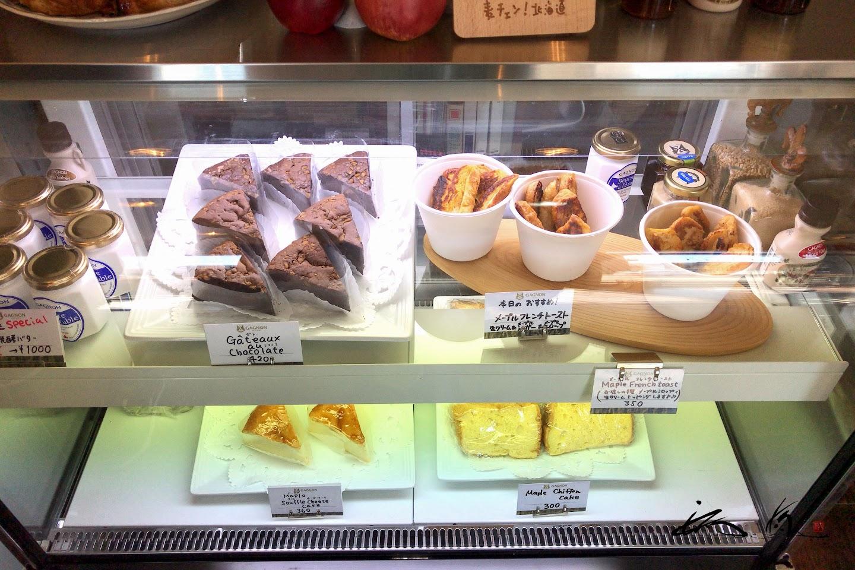 フレンチトースト・ケーキ各種・・・