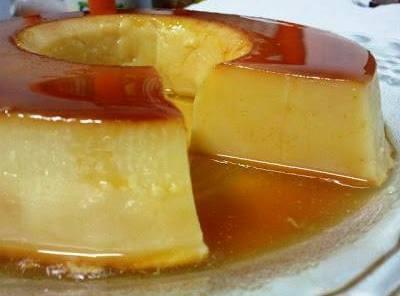 Baked Leche Flan Recipe