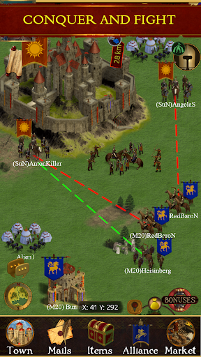 Edorium. Online strategy android2mod screenshots 4