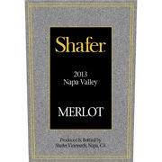 Logo for Shafer Vineyards Merlot