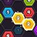 Hexa Puzzle Connect – Hex number Merge Game - Androidアプリ