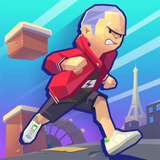 Smashing Rush : Parkour Action Run Game APK Cracked Download