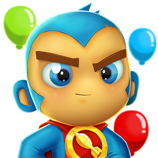 Bloons Supermonkey 2 Icon