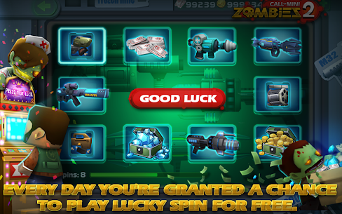 Call of Mini™ Zombies 2 Mod 2.2.2 Apk [Unlimited Money] 5