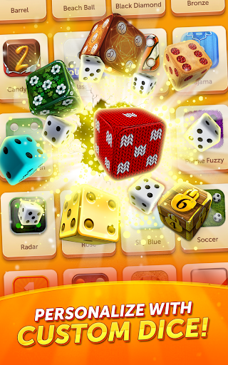 New YAHTZEEu00ae With Buddies Dice Game 5.4.0 screenshots 11