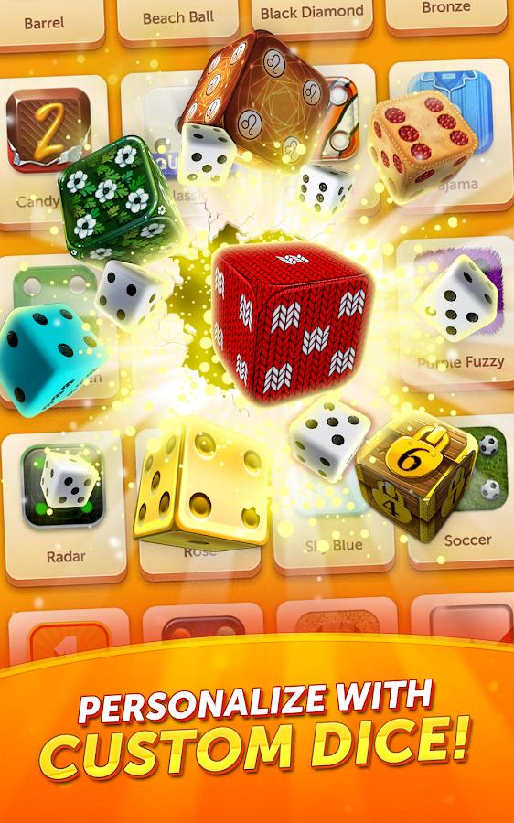 Würfelspiel App