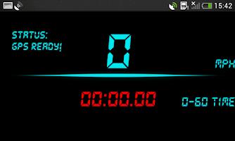 Screenshot of Digital GPS Speedometer & HUD