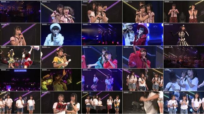 190421 (1080p) HKT48 研究生「脳内パラダイス」公演 工藤陽香 生誕祭 DMM HD