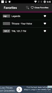Sri Lanka Radio - FM Mob - náhled