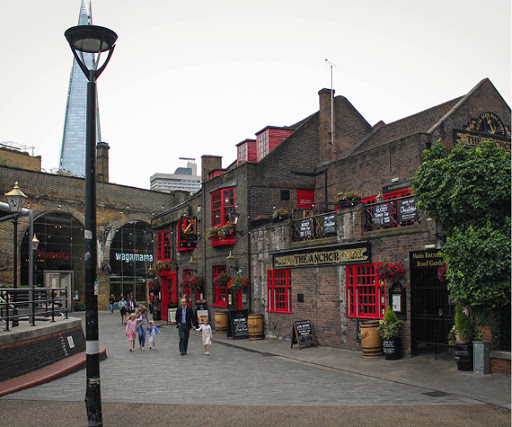 Restaurants and Cafes in Southwark