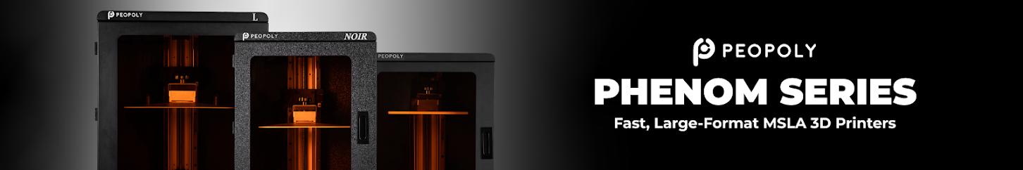 Peopoly Phenom 3D Printers