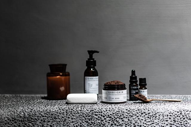 gabi skin 咖啡去角質 咖啡保養品  天然保養品 環保保養品