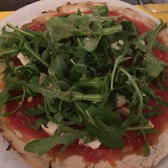 Pizza Cala gluten-free