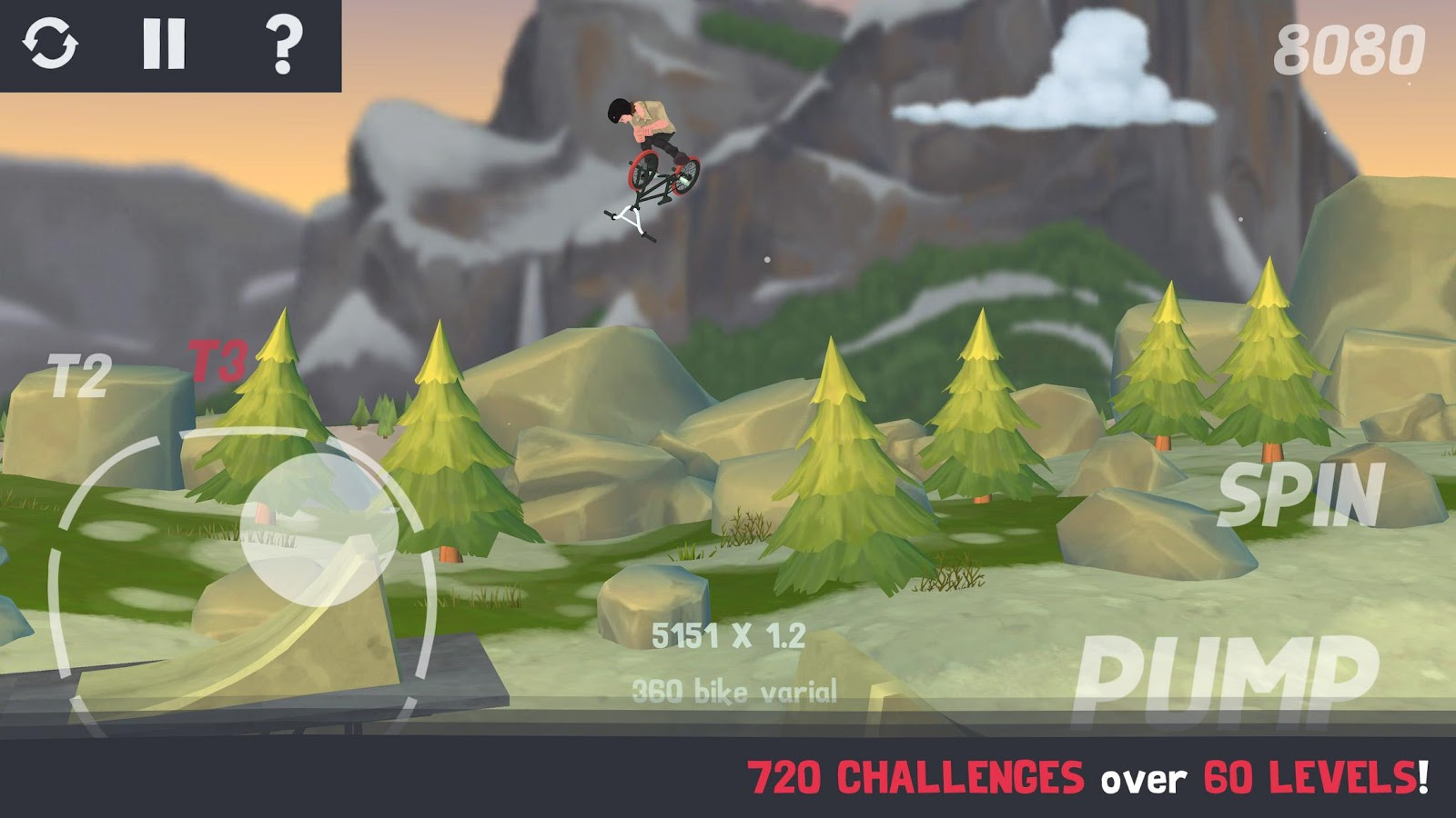 Pumped BMX 3- screenshot