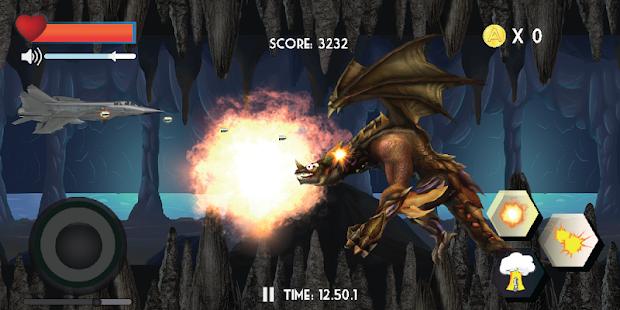 Monster Chris - Mobile Flight Shooting Game - náhled