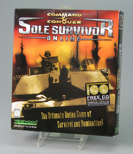 Video game:Command & Conquer: Sole Survivor Online