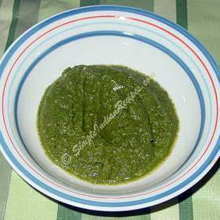 Green Pepper Chutney Recipes.