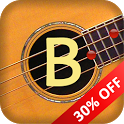 Bass Guitar Note Trainer icon
