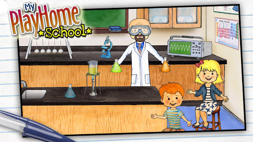 My PlayHome School  screenshots 1