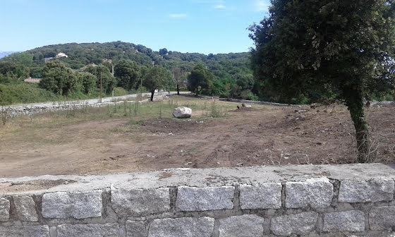 Vente terrain 2398 m2