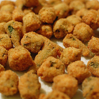 Fried Okra Seasoning Recipes