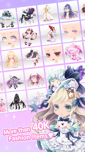 Star Girl Fashionu2764CocoPPa Play 1.77 screenshots 12