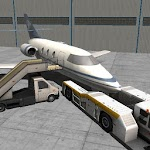 Airplane Parking Academy 3D Icon
