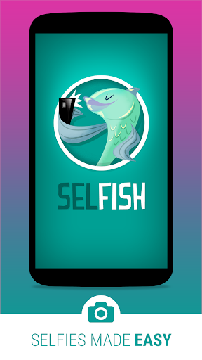 Selfish - Selfie Camera screenshots 1