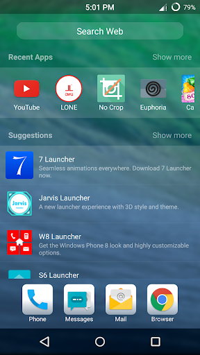 9 Launcher
