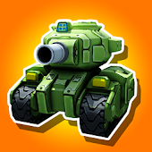 Tanks.io - 3D tank games