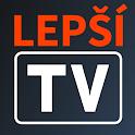 Lepší.TV - Sledování televize online icon