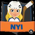 New York Islanders Hockey icon