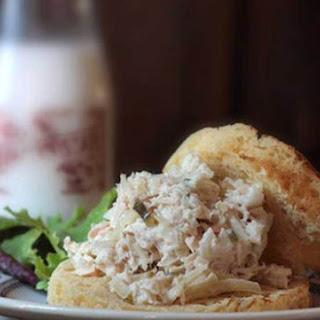 Sauerkraut Tuna Salad.