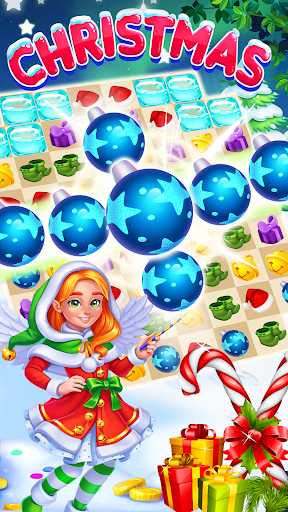 Christmas Match 3 - Puzzle Game 2019 screenshot 8