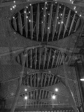 Photo: Aeropuerto de Barajas, terminal 4 (Madrid)