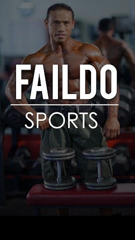 android Faildo Sports Screenshot 3