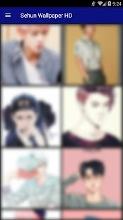 Sehun Wallpaper HD - náhled