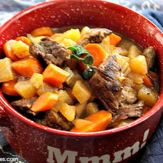 Crock-Pot Beef Stew.