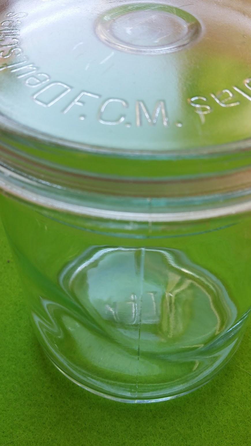 Deutsches Reichs Einkoch-Glas