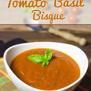 Tomato Basil Bisque