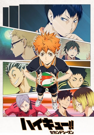 Haikyuu!! Second Season thumbnail
